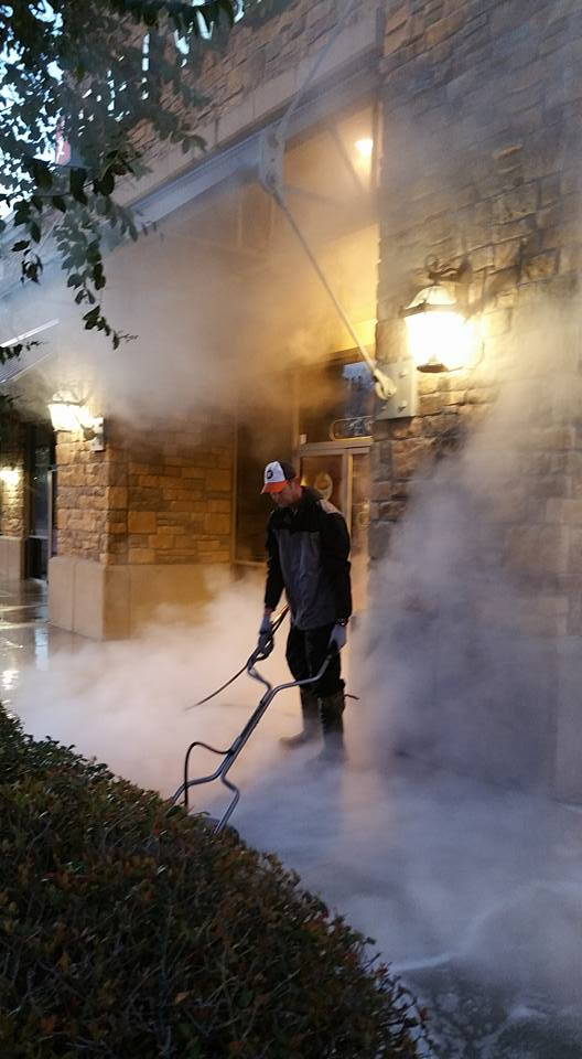 Commercial Eco Power Wash Inc
